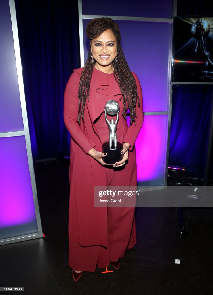 Ava DuVernay, winner of Entertainer of the Year, attends the 49th NAACP Image Awards at Pasadena Civic Auditorium on January 15, 2018 in Pasadena, California.