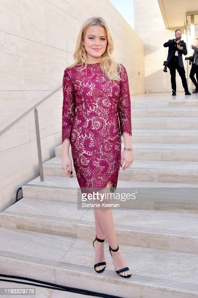 Ava Elizabeth Phillippe attends The Hollywood Reporter's Power 100 Women in Entertainment at Milk Studios on December 11, 2019 in Hollywood,...