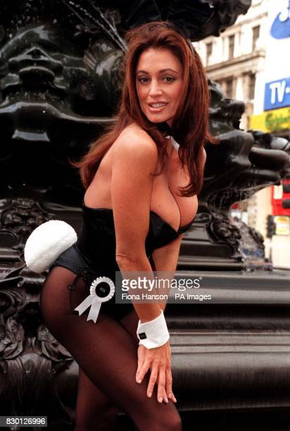 Ava Fabian hopped into action at London s Cafe de Paris to launch the search for a new generation of Playboy bunny girls The organisation wants 40...