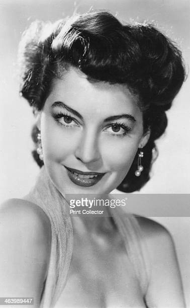 Ava Gardner American actress 20th century Ava Gardner's cinematic career began in 1941 but she did not become a star until she appeared opposite Burt...