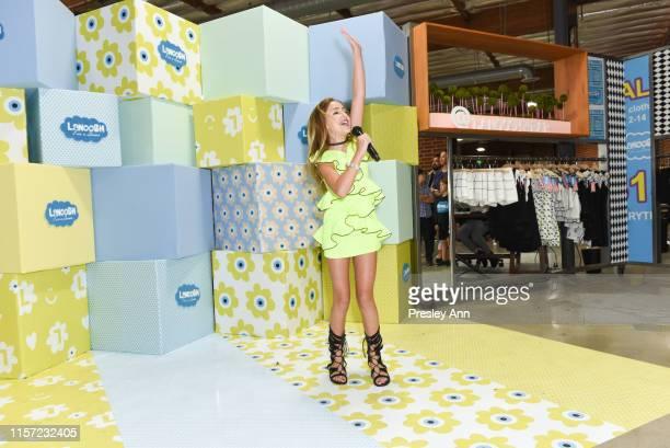 Ava Kolker attends LANOOSH grand opening event hosted by Disney star Ava Kolker at LANOOSH on June 20 2019 in Glendale California