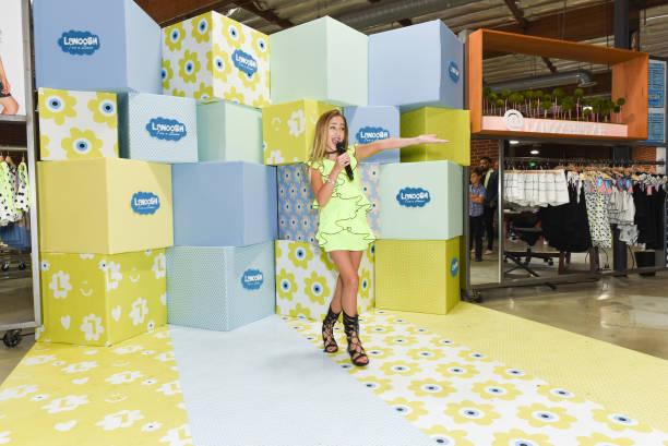 CA: LANOOSH Grand Opening Event Hosted By Disney Star, Ava Kolker