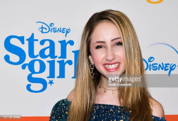 Ava Kolker attends the premiere of Disney's Stargirl on March 10 2020 in Hollywood California