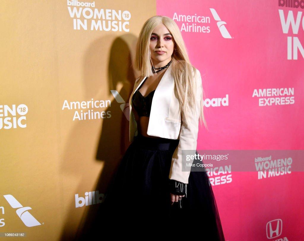 Billboard Women In Music 2018 - Arrivals : News Photo