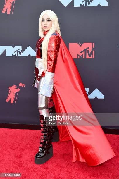 Ava Max attends the 2019 MTV Video Music Awards at Prudential Center on August 26 2019 in Newark New Jersey