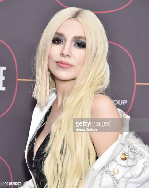 Ava Max attends the Warner Music Group Pre-Grammy Party 2020 at Hollywood Athletic Club on January 23, 2020 in Hollywood, California.