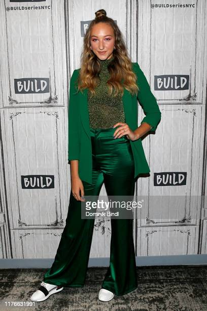 Ava Michelle attends the Build Series to discuss 'Tall Girl' at Build Studio on September 23, 2019 in New York City.