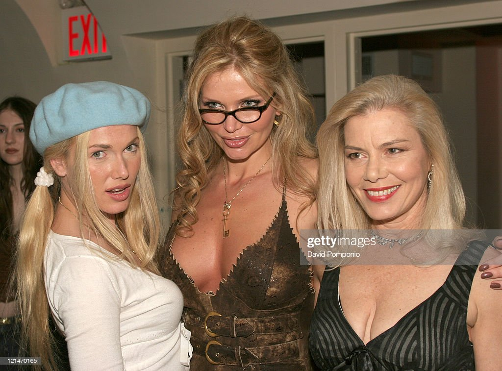 Ava Vincent, Penthouse Pet August 2001, Dr. Victoria Zdrok, Penthouse Pet of the Year 2004 and Candida Royale