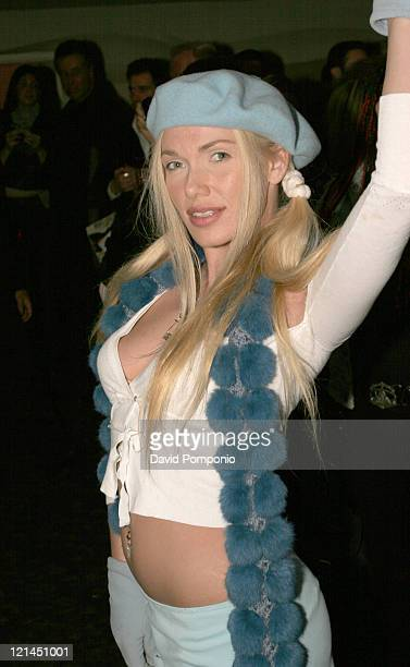 Ava Vincent Penthouse Pet August 2001 during Penthouse Celebrates Dr Victoria Zdrok's New Vices And Vanities Column at Glo in New York City New York...