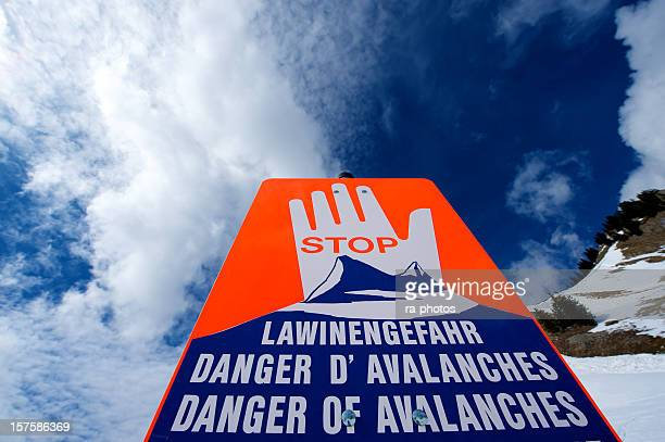 Avalanche Warnung