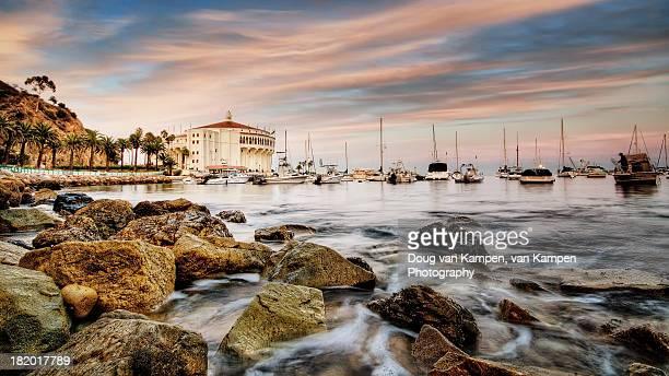 Avalon Harbor - Santa Catalina Island - California