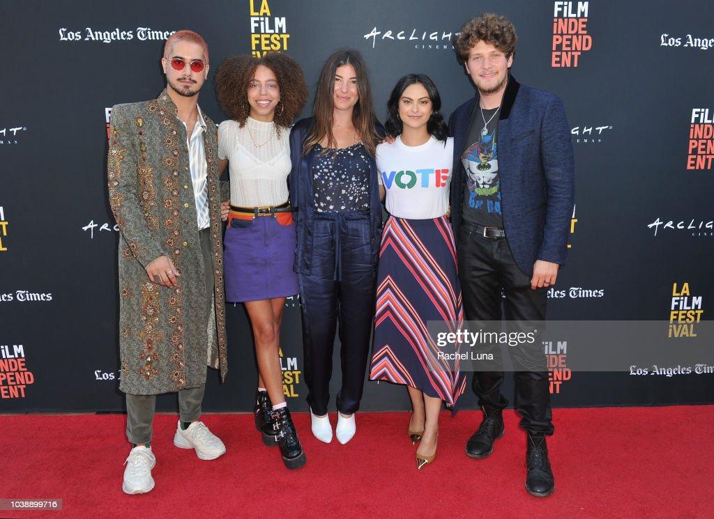"2018 LA Film Festival - Screening Of ""The New Romantic"""