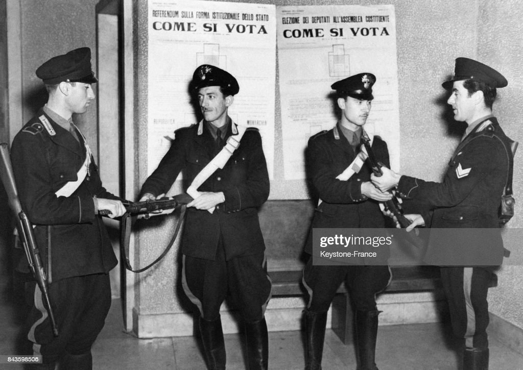 Elections en italie pictures getty images