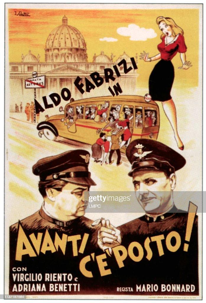Avanti C Posto.Avanti C E Posto Poster Italian Poster Art 1942 News