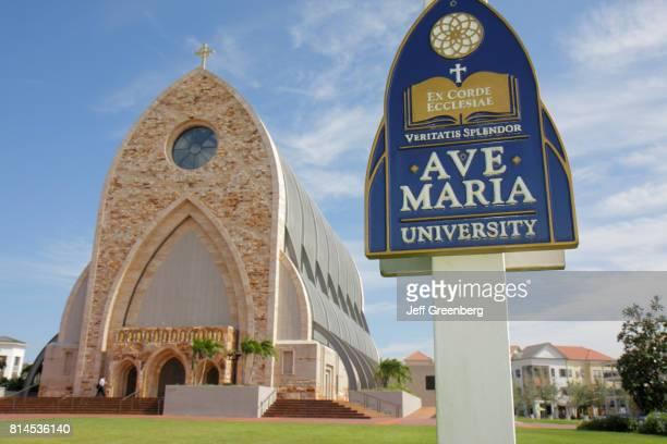 Ave Maria Roman Catholic university building