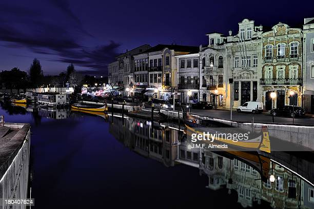 Aveiro by night