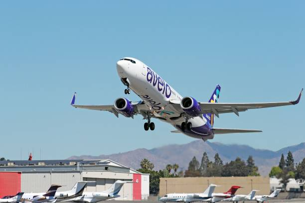CA: Wheels Up: Avelo Airlines Takes Flight