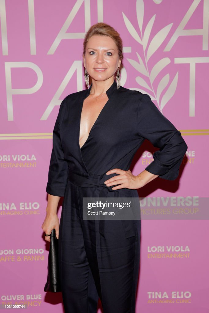 CAN: Italian Party At TIFF 18