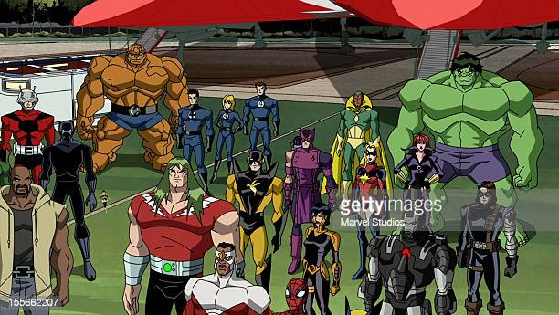 S MIGHTIEST HEROES Avengers Assemble The Avengers have fought super villains dinosaurs timetravelling conquerors and shapeshifting aliens but that...