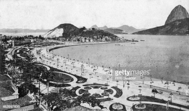Avenida BeiraMar Botafogo Rio de Janeiro 20th century