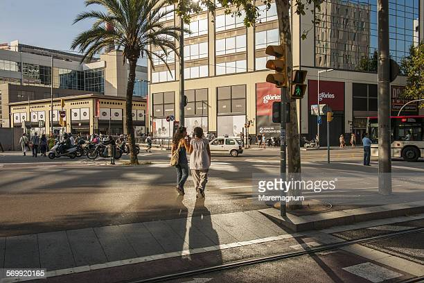 Avenida Diagonal al Mar
