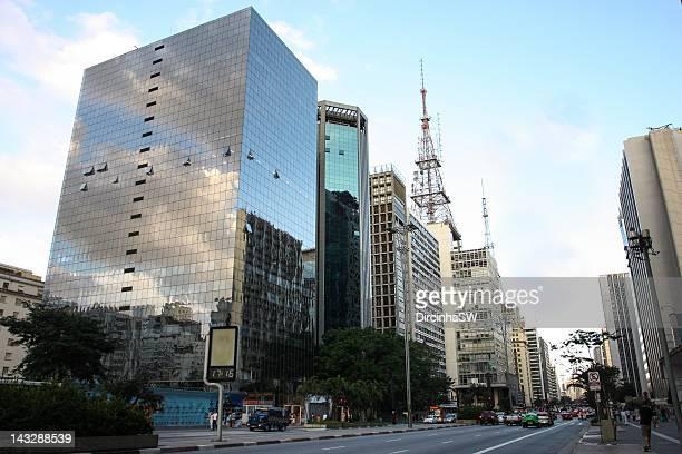 Avenida Paulista in São Paulo