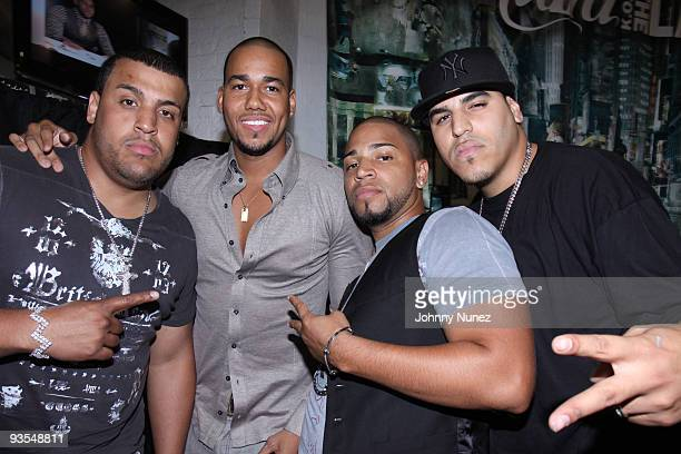 Aventura promotes At Last at Best Buy on June 9 2009 in New York City