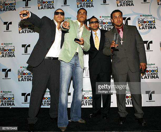 Aventura winners Tropical Album of the Year Duo or Group for God's Project Tropical Airplay Song of the Year Duo or Group Ella Y Yo