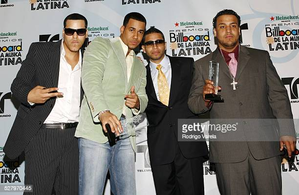Aventura winners Tropical Album of the Year Duo or Group for God's Project Tropical Airplay Song of the Year Dup or Group Ella Y Yo
