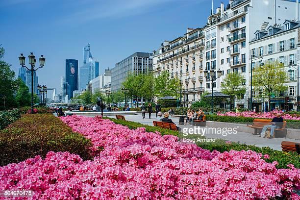 Avenue Charles de Gaulle, Paris, France