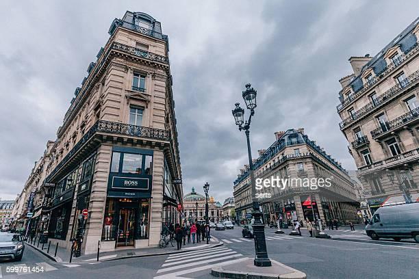 Avenue de l'Opéra ab, Paris