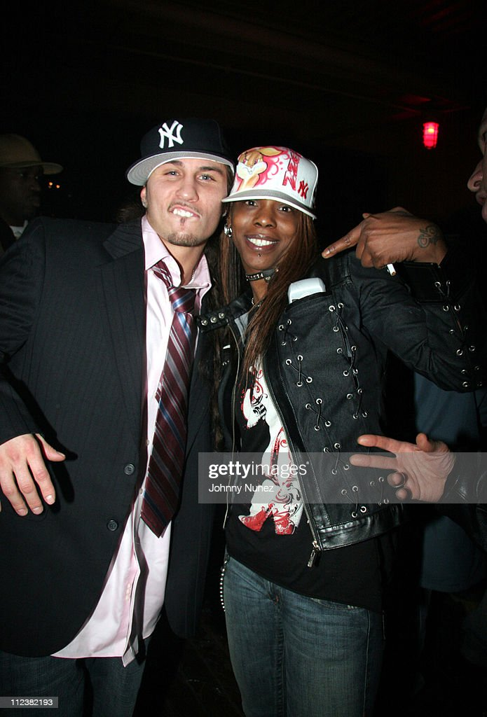 Notorious B.I.G Duets ''The Final Chapter'' Album Release Party - December 21, 2005 : News Photo