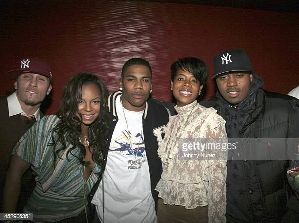 Avery Storm Ashanti Nelly Kelis and Nas **Exclusive Coverage **