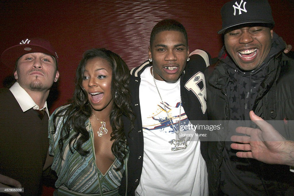 Nelly and Daddy Yankee Host Reebok After Party : News Photo