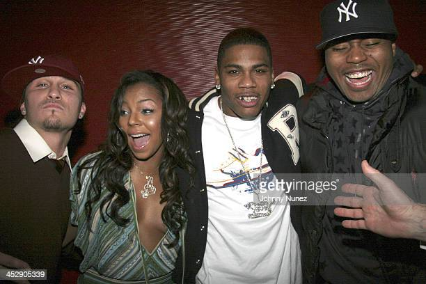 Avery Storm Ashanti Nelly Kelis and Nas**Exclusive Coverage **