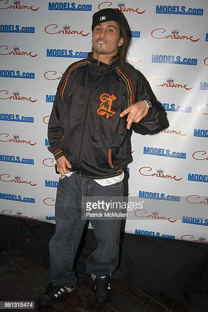 Avery Storm attends Corleone Launch of MODELSCOM Top Sexiest Models at Cain on February 28 2005 in New York City