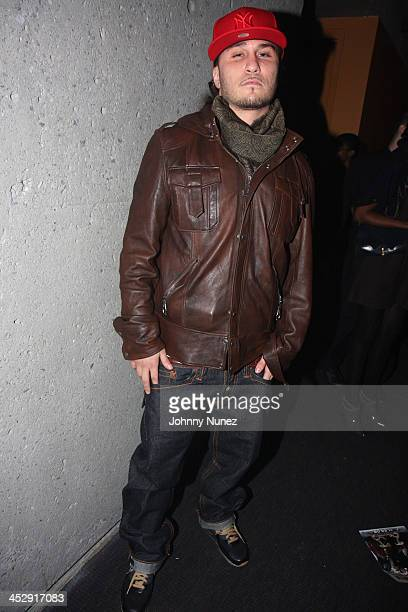 Avery Storm attends the opening night of Hip Hop Monologues Inside The Mind Of Jim Jones at the 37 Arts Theatre on November 12 2008 in New York City