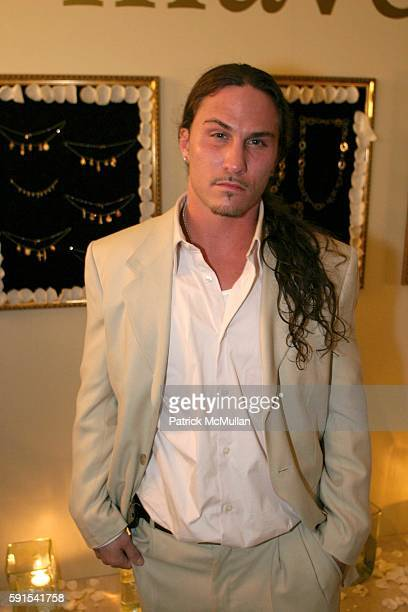 Avery Storm attends The Opening of the Le Meridien Sunny Isles Beach and the Launch of Maven by Tori Spelling at Le Meridian on June 11 2005
