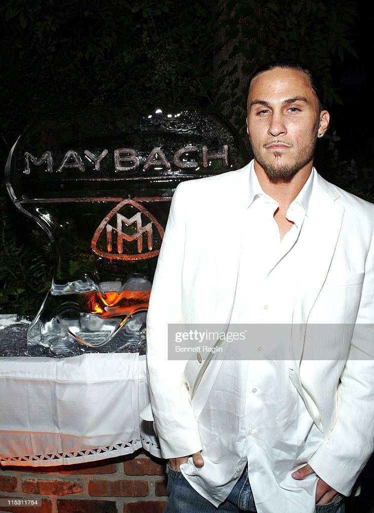 2006 MTV Video Music Awards - Sapporo & Maybach Present Common & Famke Janssen's VMA Cookout 2006 : News Photo