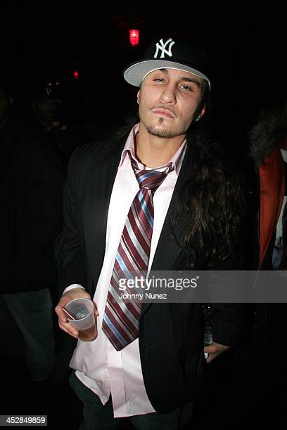Avery Storm during Notorious BIG Duets ''The Final Chapter'' Album Release Party December 20 2005 at Exit in New York New York United States