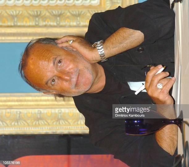 Avi Arad, Chairman/CEO of Marvel Studios and producer