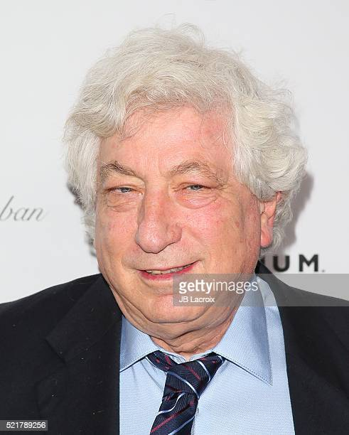 Avi Lerner attends A Gala to honor Avi Lerner and Millennium Films at The Beverly Hills Hotel on April 16 2016 in Beverly Hills California