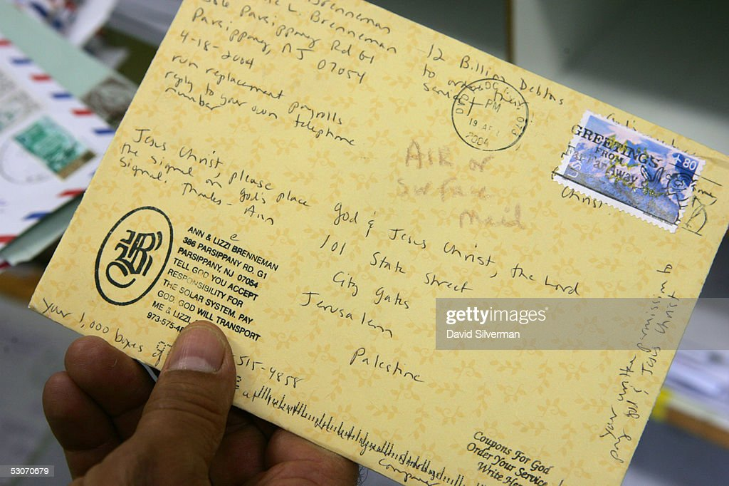 Letters To God Posted At Jerusalem s Western Wall s and