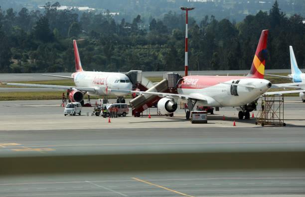 ECU: Quito International Airport Reopens Amid Coronavirus Pandemic