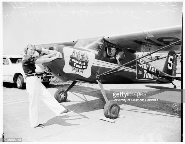 Aviation races from Santa Ana 15 August 1951 Marion DietrichJan KietrichS RichardsonJoyce Hoberg 27 yearsFrances DiasAlta WyattJean ParkerAileen...