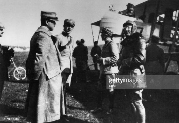 Aviators of the Great War WWI 1915 Aviators of the Great War WWI 1915 The afternoon of September 20 the 45th anniversary of the fall of Rome Gabriele...
