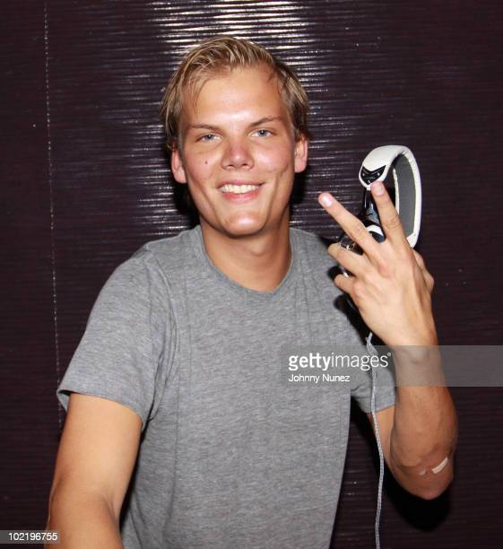 Avicii spins at Marquee on June 17 2010 in New York City