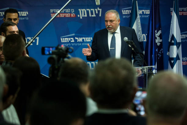 ISR: Push For Unity Government Falters As Latest Deadline Nears