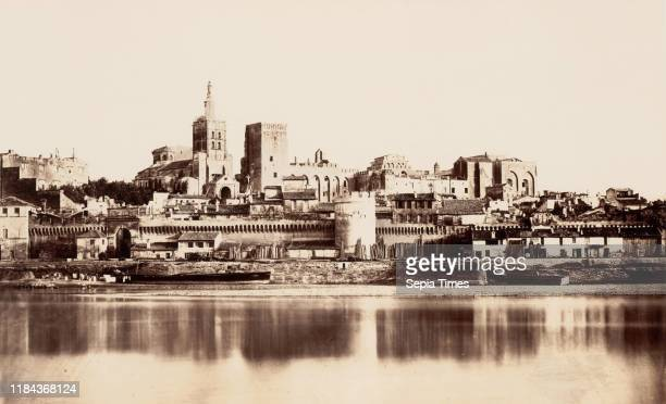 Avignon 1859 or after Albumen silver print from glass negative Image 256 x 417 cm Photographs ƒdouard Baldus