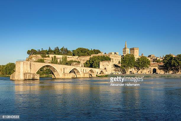 Avignon Bridge Saint-Benezet France